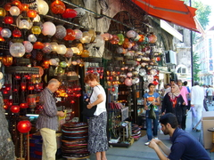 Istanbul Shopping